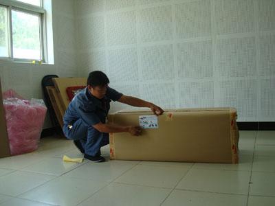 家具拆装展示